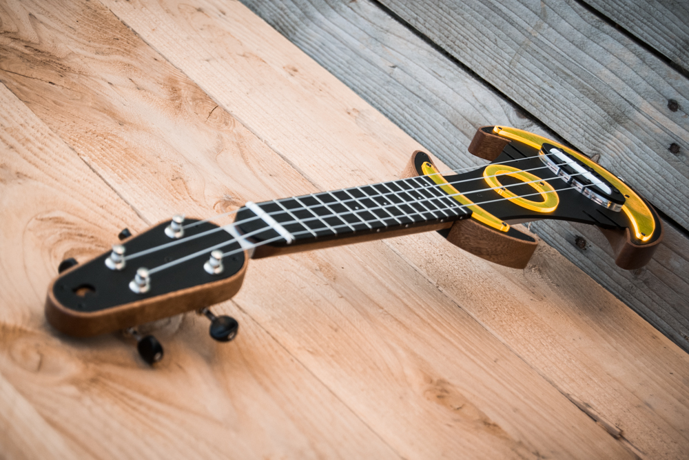 UFOS Ukuleles From Outer Space - Yellow