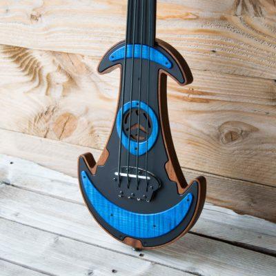 Blue Maple UFOS Electric Ukulele Bass