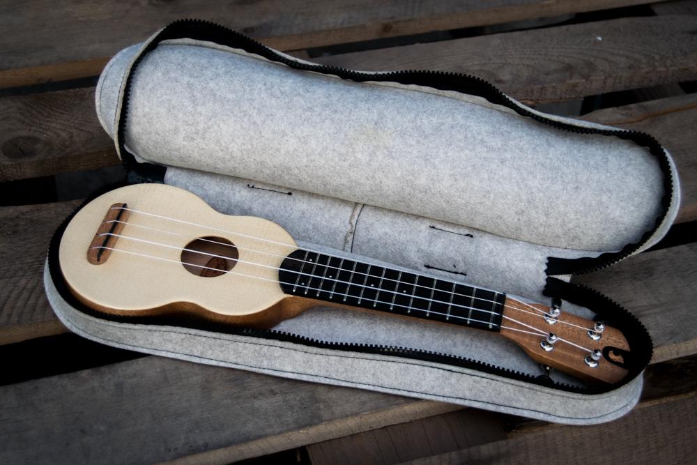 Allegro handmade sopranino ukulele