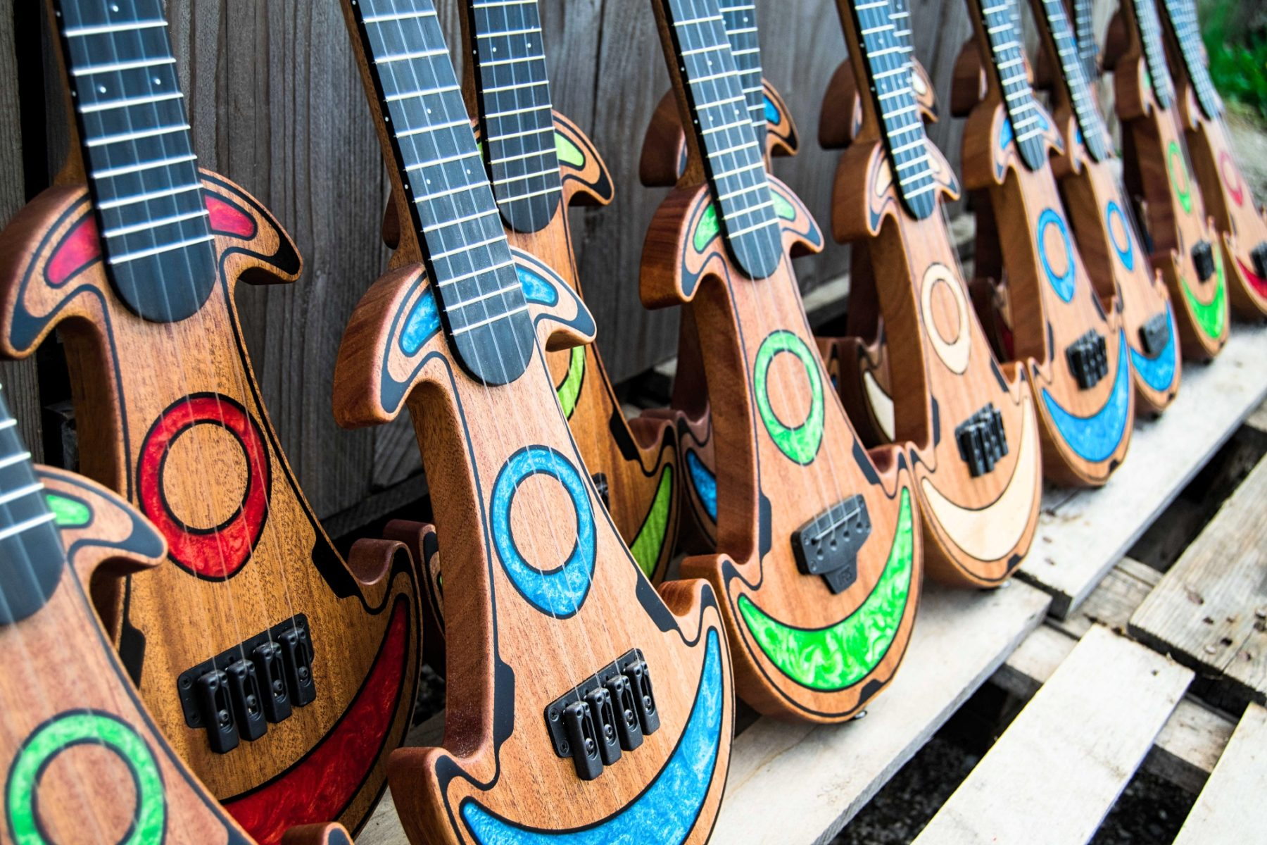UFOS Ukuleles From Outer Space